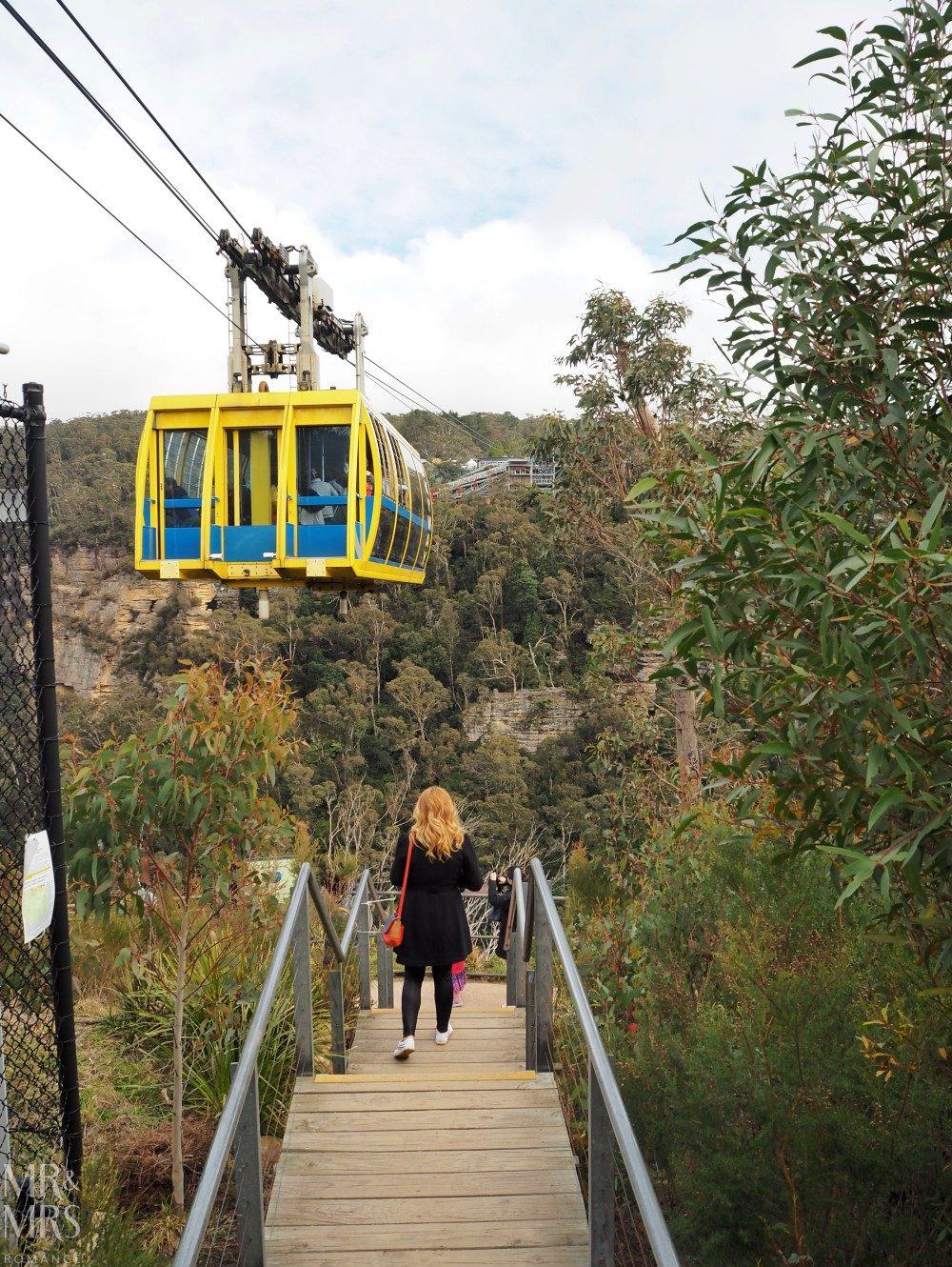 Blue Mountains Scenic World - Scenic Skyway