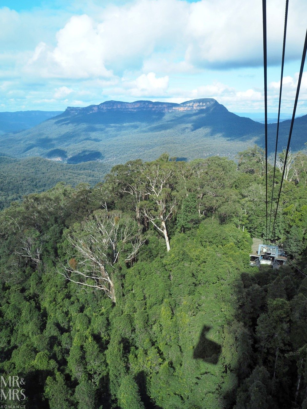 Blue Mountains Scenic World Cableway