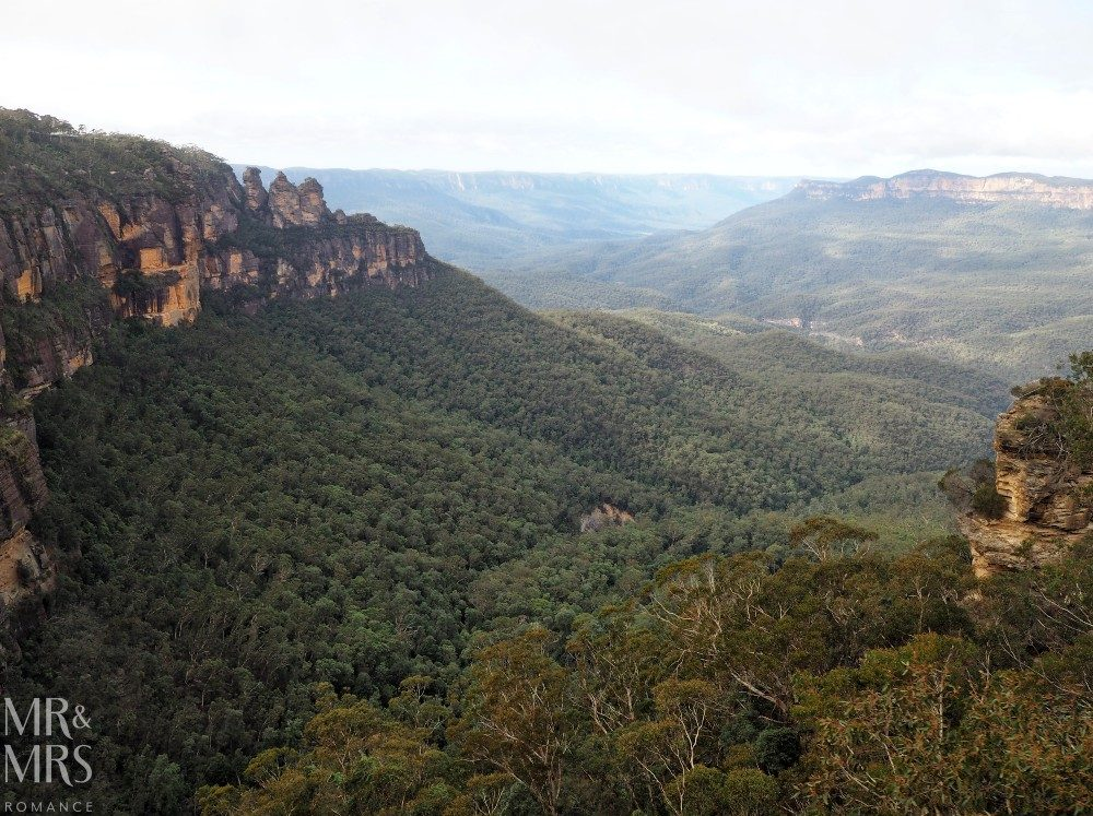 Blue Mountains Scenic World - Megalong Valley