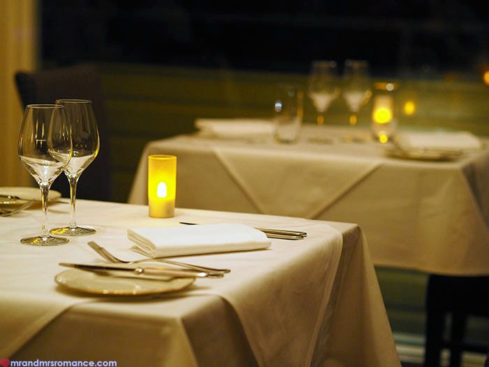 Fine dining in the Blue Mountains - Echoes, Katoomba