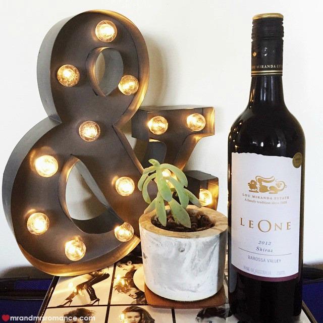 Mr & Mrs Romance - Insta Diary - 9eBBL5 Lou Miranda Wine