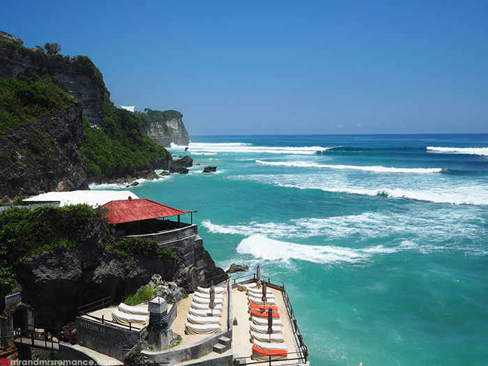 Paradise Lost - where to go in Bali: Uluwatu