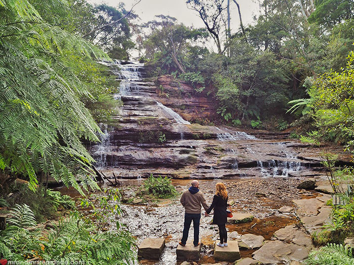 Mr and Mrs Romance - Best views of the Blue Mountains