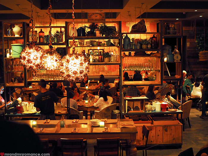 Mr & Mrs Romance | amazing food in San Diego, CA - Cucina Urbano
