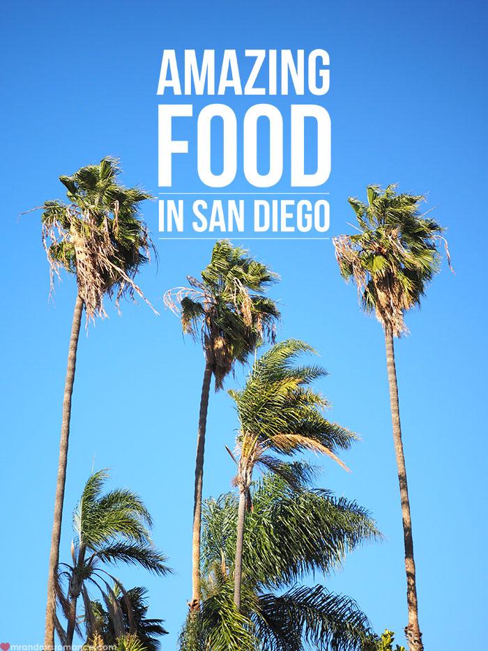 Mr & Mrs Romance | amazing food in San Diego, CA