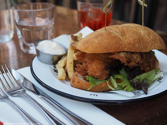 Mr & Mrs Romance | amazing food in San Diego, CA - Ironside Fish & Oyster  Bar