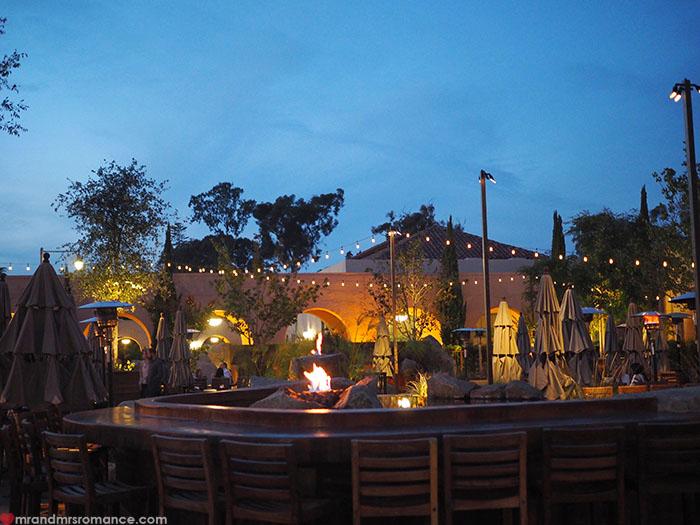 Mr & Mrs Romance | amazing food in San Diego, CA - Stone Brewery