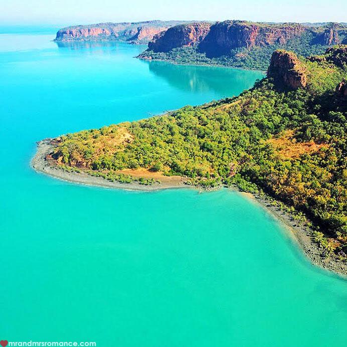 Mr & Mrs Romance - Insta Diary - 10 Kimberley coast