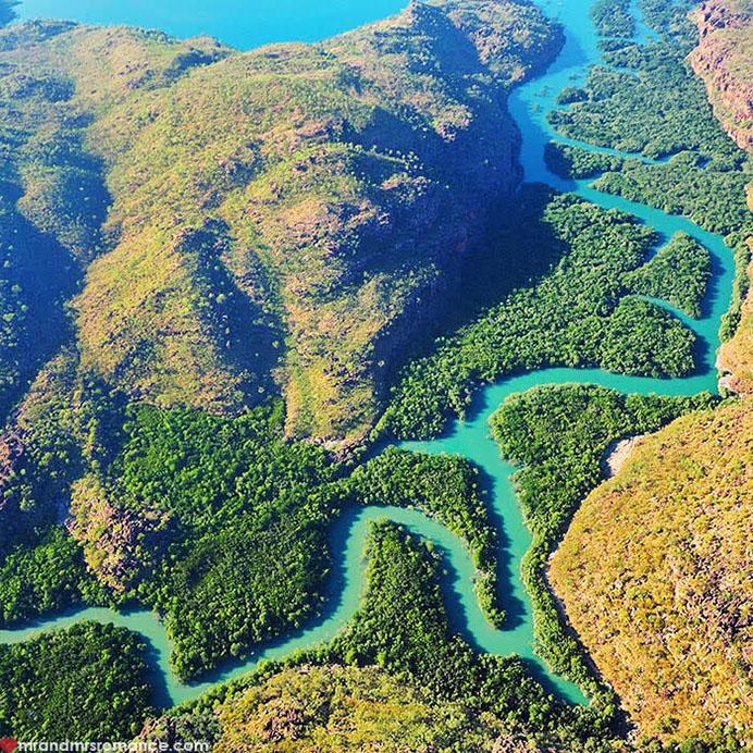 Mr & Mrs Romance - Insta Diary - 8 Porosus Creek of Hunter River