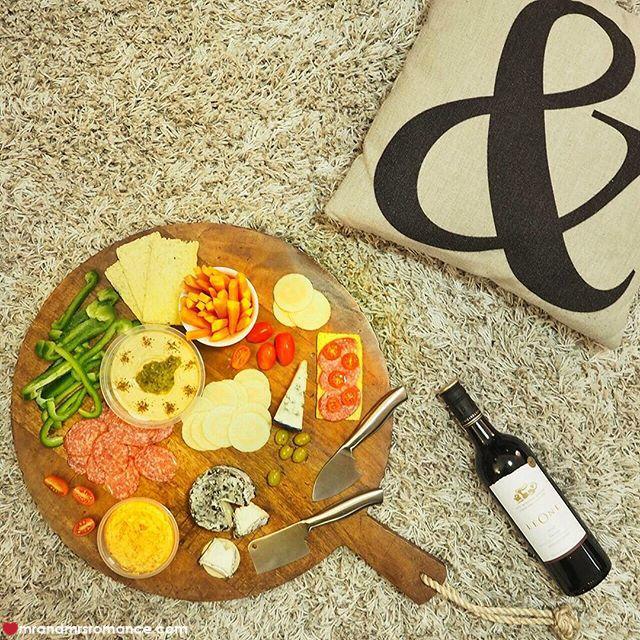 Mr & Mrs Romance - Insta Diary - 8 cheese dinner