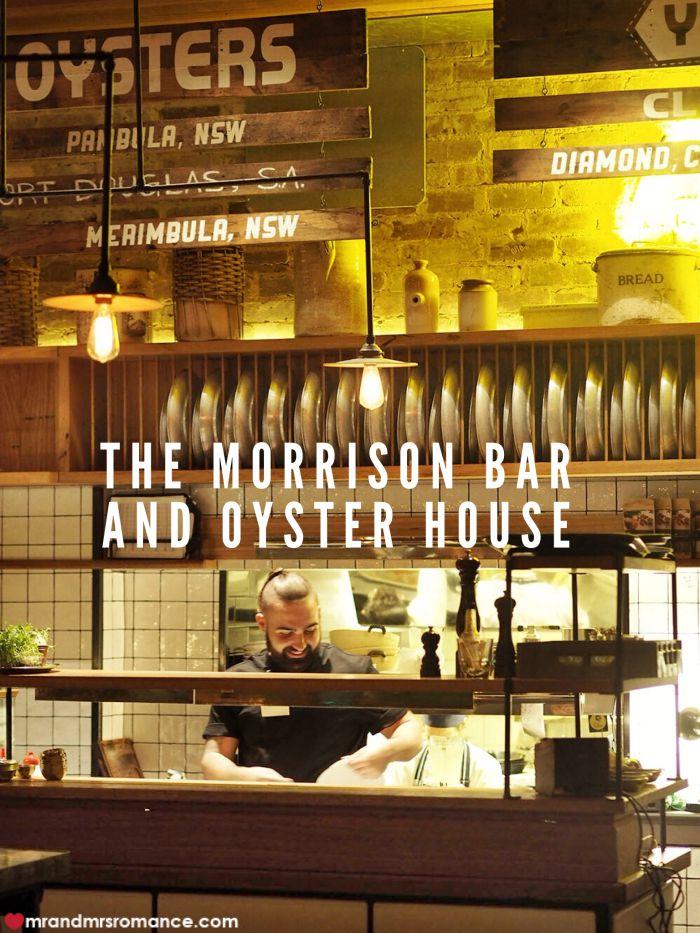 Mr & Mrs Romance - Morrison - title
