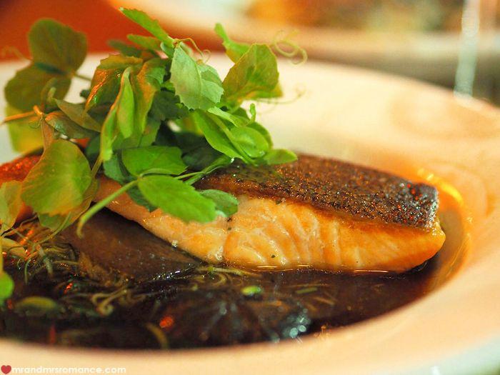 Mr & Mrs Romance - The Morrison, Sydney - trout
