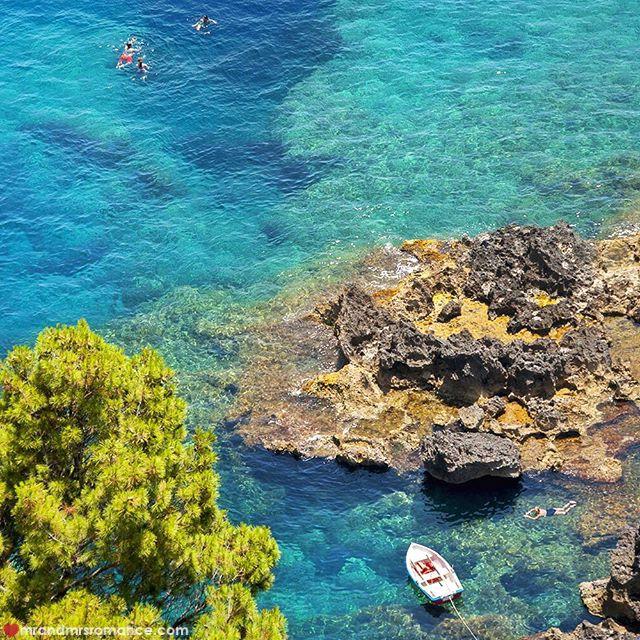 Mr & Mrs Romance - Insta Diary - 3a Capri flashback