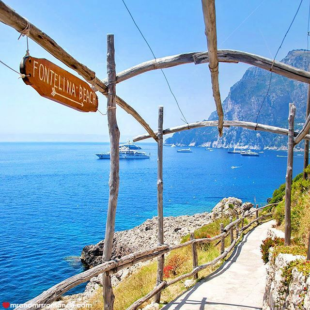 Mr & Mrs Romance - Insta Diary - 3b Capri flashback 2