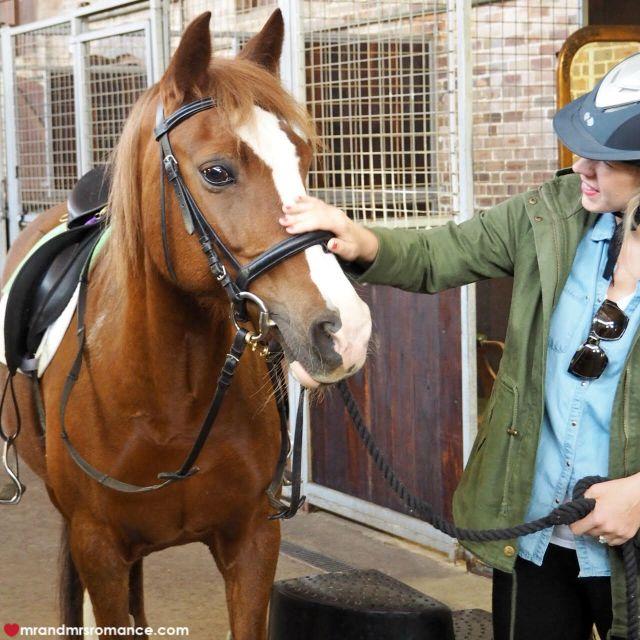 Mr & Mrs Romance - Insta Diary - horseplay