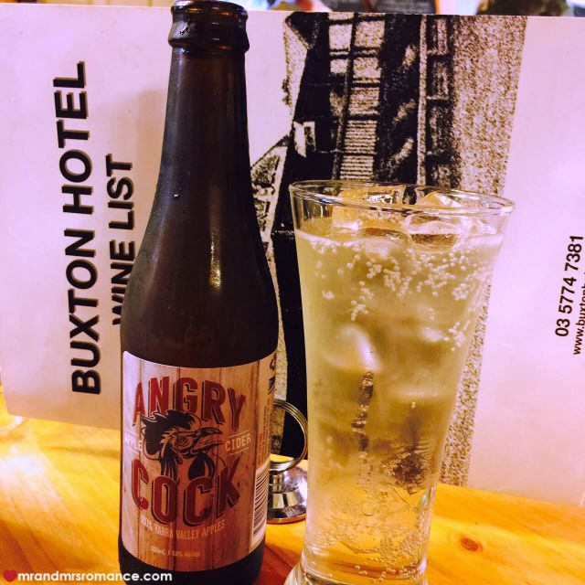 Mr & Mrs Romance - Insta Diary - 5b beer