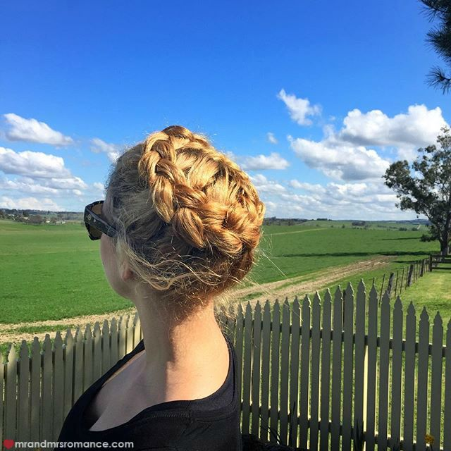 Mr & Mrs Romance - Insta Diary - 7HR Hair Romance in the country