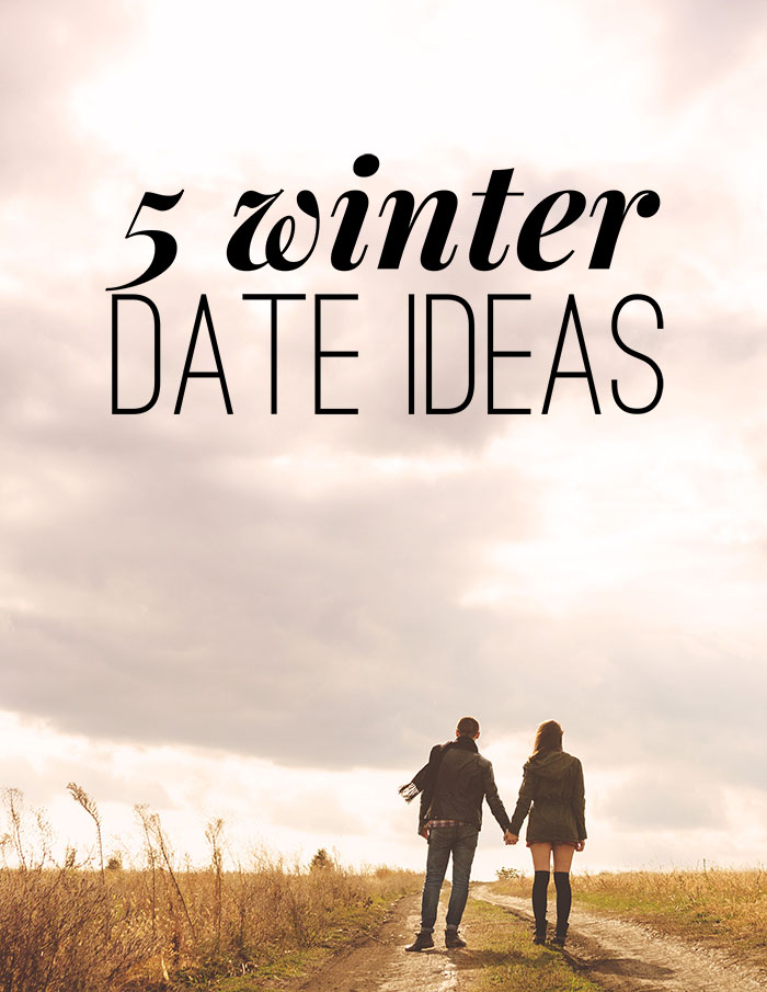 Mr and Mrs Romance - 5 easy winter date ideas