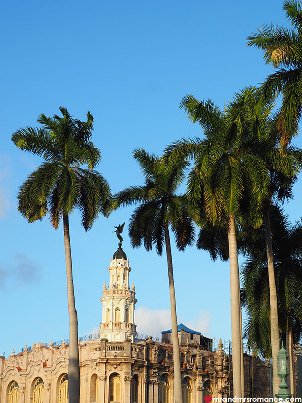 Mr & Mrs Romance - where to go in Cuba - Havana harbour