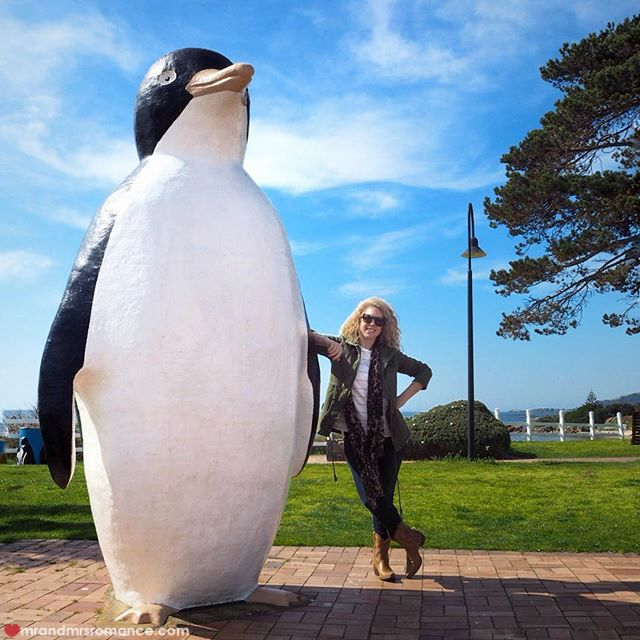 Mr & Mrs Romance - Insta Diary - 6 the Big Penguin