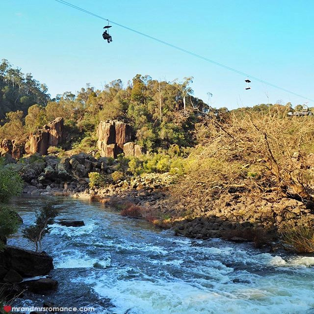 Mr & Mrs Romance - Insta Diary - 9 Cataract Gorge