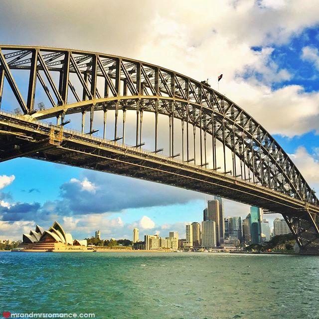 Mr & Mrs Romance - Insta Diary - 9 Sydney afternoon