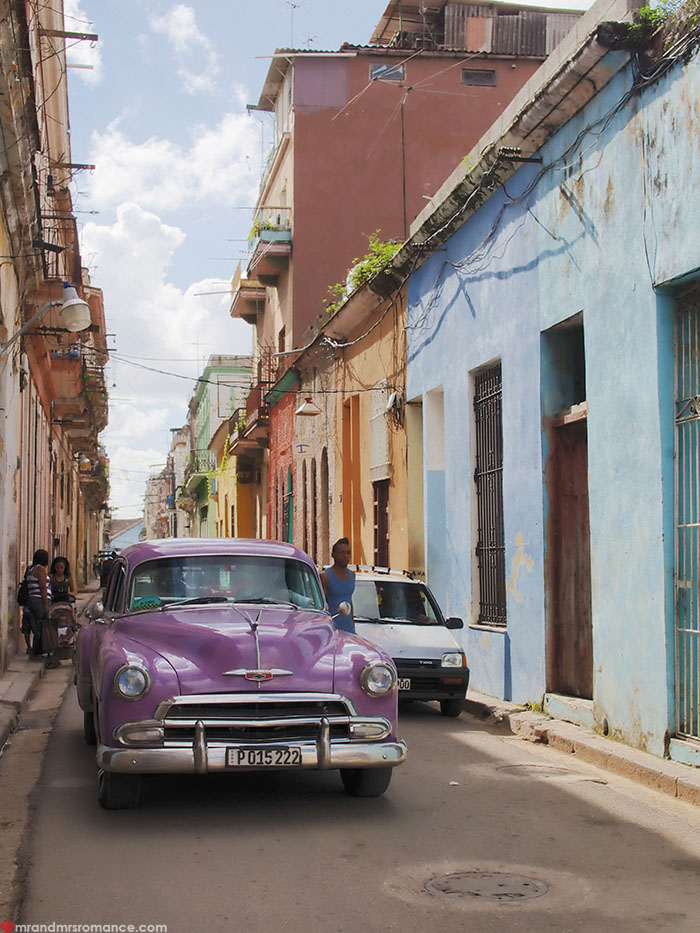 Mr and Mrs Romance - Postcards from Cuba