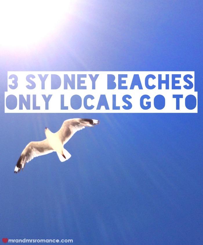 Mr & Mrs Romance - 3 Sydney beaches - 1 title
