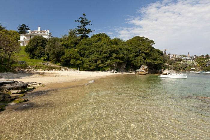 Mr & Mrs Romance - 3 Sydney beaches - 4 Milk Beach via Sydney.com