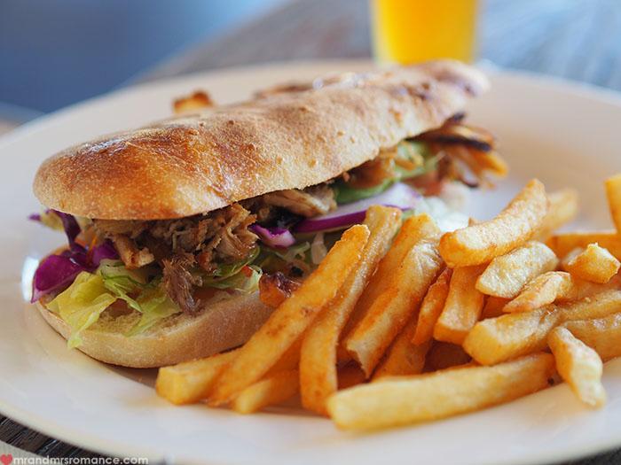 Mr & Mrs Romance - Broome on a Budget - Matso's food
