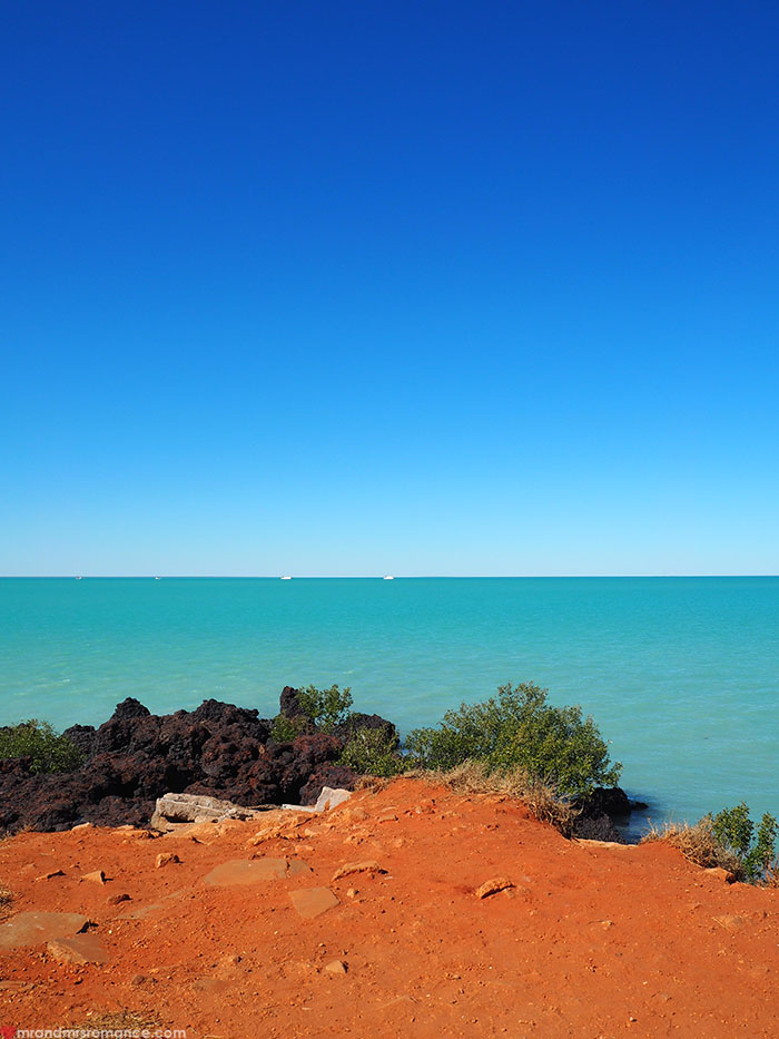Mr & Mrs Romance - Broome on a Budget - Kimberley colours