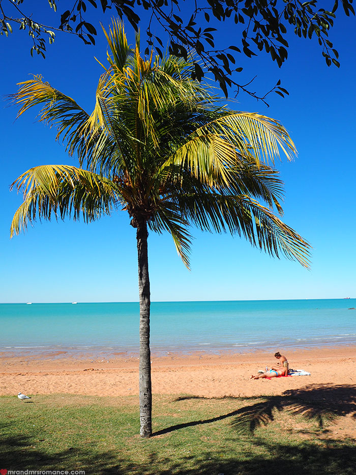 Mr & Mrs Romance - Broome on a Budget - Town Beach