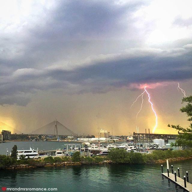 Mr & Mrs Romance - Insta Diary - 2 storm