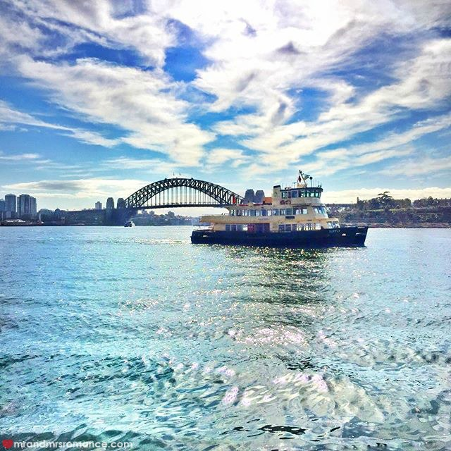 Mr & Mrs Romance - Insta Diary - 5 Sydney Harbour