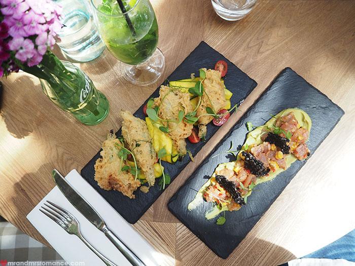 Mr and Mrs Romance - Go West - Where to eat in Parramatta - The Emporium