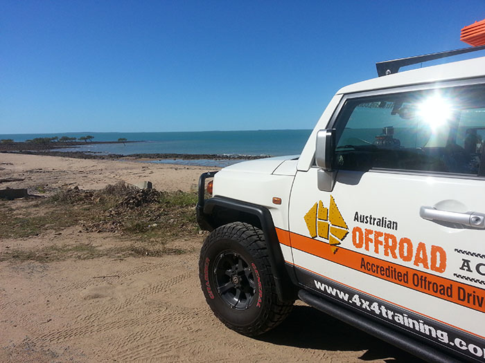 4WD Course with Australian Offroad Academy