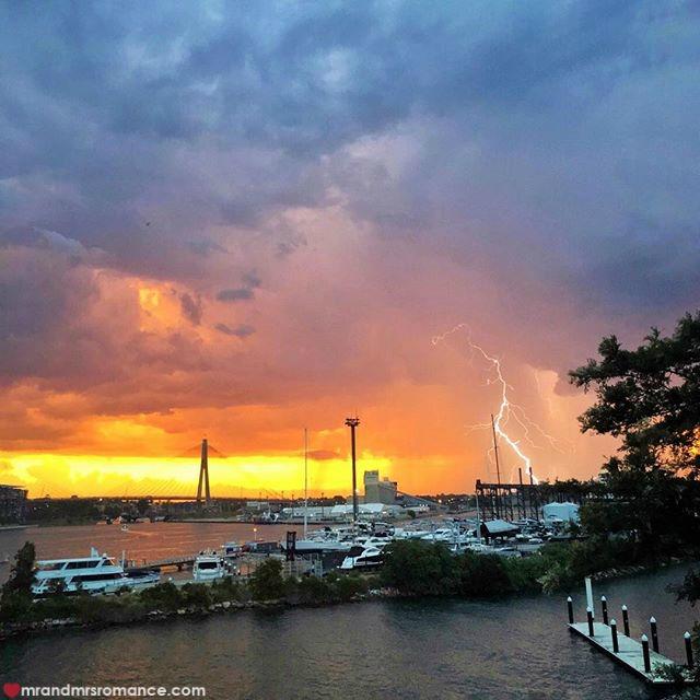 Mr & Mrs Romance - Insta Diary - 4 the storm breaks