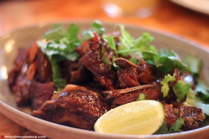 Mr & Mrs Romance - best ribs in Sydney - 1 ribs