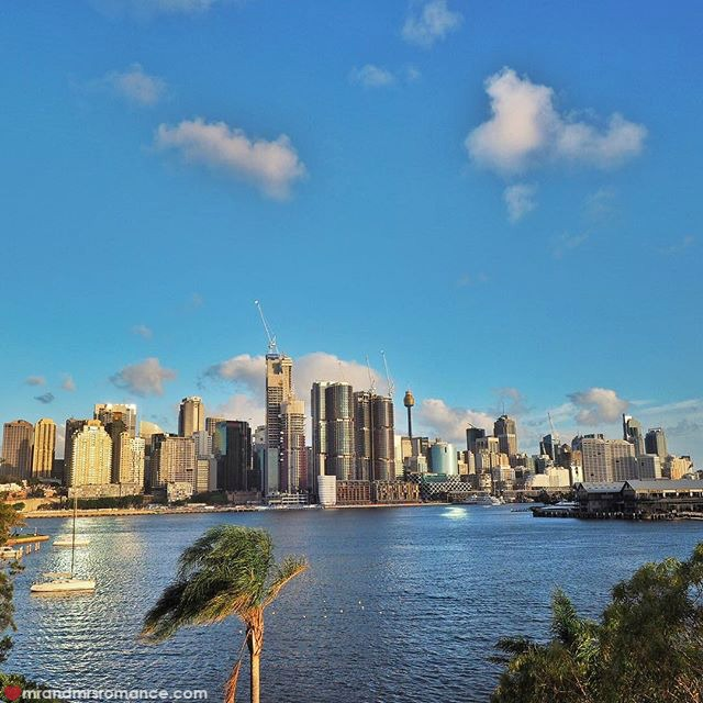 Mr & Mrs Romance - Insta Diary - 9 sun comes back to Sydney