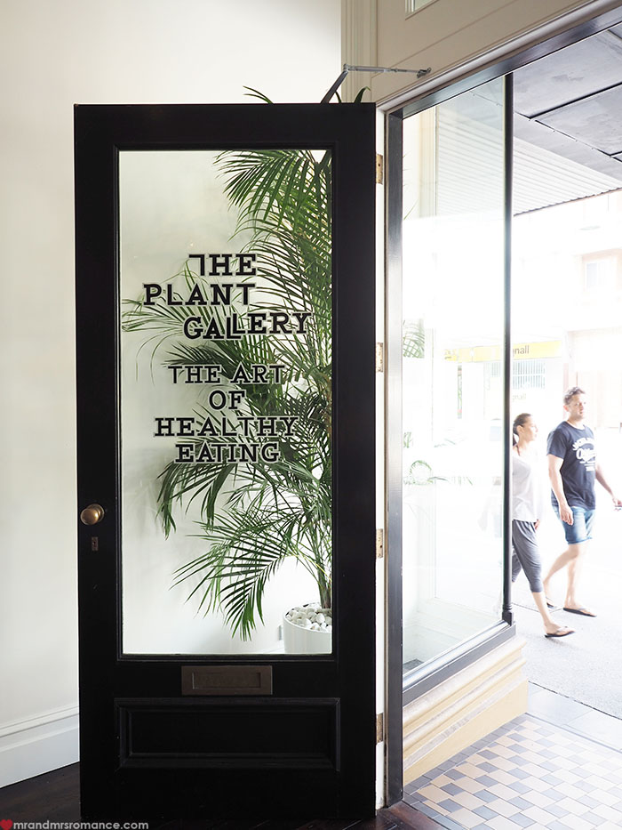 The Plant Gallery - Raw Vegan Restaurant Bondi