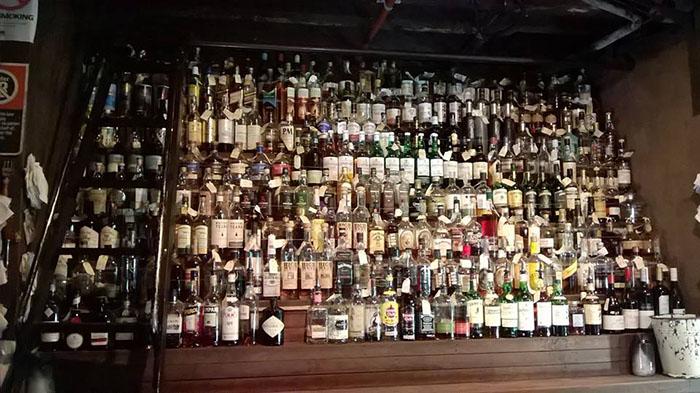 Sydney laneway bars