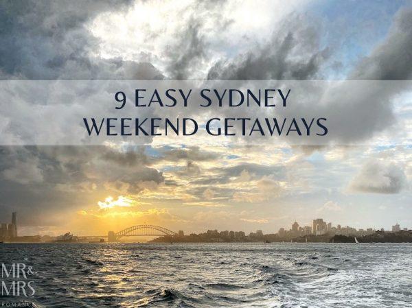 Easy Sydney weekend getaways - Blue Mountains, Bundeena, Pearl Beach, Kangaroo Valley, Hunter Valley, Hyams Beach, Port Stephens, Orange, Mudgee