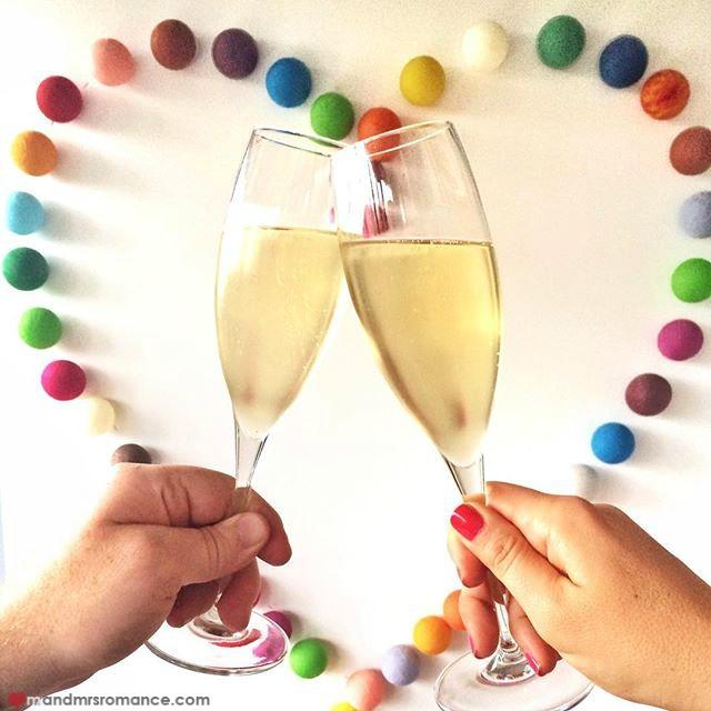 Mr & Mrs Romance - Insta Diary - 11 cheers to Valentine's Day