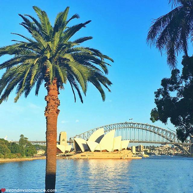 Mr & Mrs Romance - Insta Diary - 6 Sydney Harbour