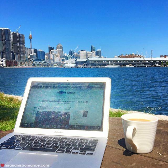 Mr & Mrs Romance - Insta Diary - 8 my office today