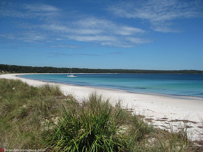 Mr & Mrs Romance - Sydney weekend escapes - Hyams Beach