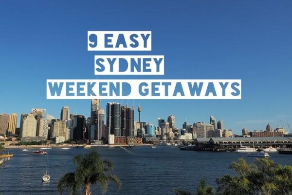 Mr & Mrs Romance - Sydney weekend escapes
