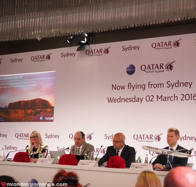 Mr & Mrs Romance - Insta Diary - Qatar press conference