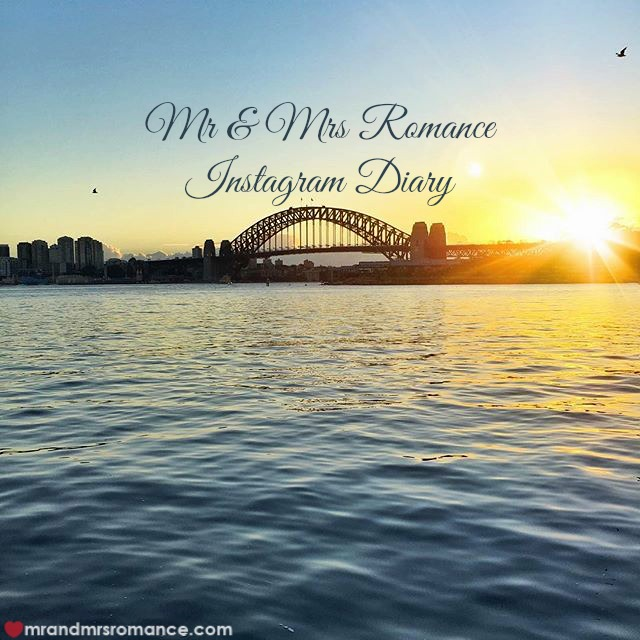 Mr & Mrs Romance - Instagram Diary - 1 title