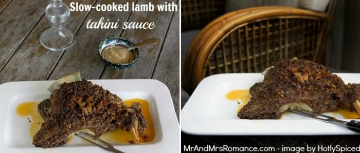Mr & Mrs Romance - slow-cooked lamb 1